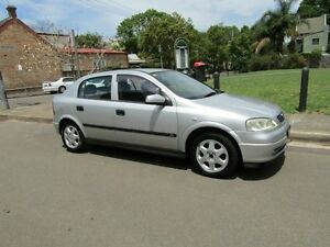 2003 Holden Astra TS CD 4 Speed Automatic Hatchback Leichhardt Leichhardt Area Preview