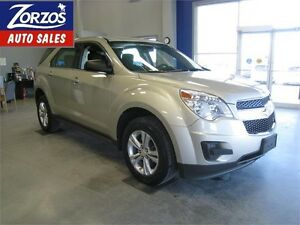 2013 Chevrolet Equinox LS/All Wheel Drive