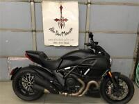 Ducati Diavel 2016 Edmonton Edmonton Area Preview