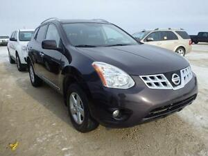 2013 NISSAN ROGUE SE 4X4 SUNROOF AUTO LOAD 107K-100% FINANCING!!