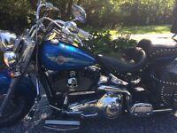 2002 Harley Davidson Fat boy mint!!