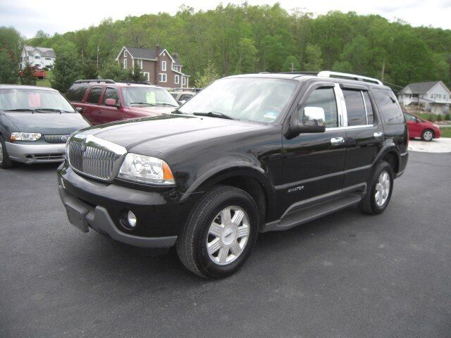 Image 1 of Lincoln: Aviator 4dr…