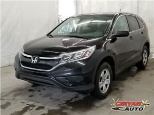 Honda CR-V LX A/C Bluetooth 2015