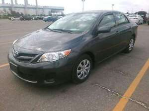 2012 COROLLA LE, AUTO, 98K ONLY, CERTIFIED / 1 OWNER