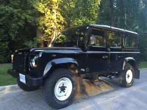 2000 Land Rover Defender Wagon