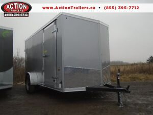 HAULIN 6X12 - WELL BUILT, LOTS OF FEATURES - ONE LOW PRICE!