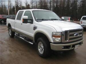 2008 Ford Super Duty F-250 SRW Lariat BLOWOUT SALE REDUCED $2000