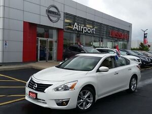 2013 Nissan Altima 2.5 SL LEATHER SUNROOF BOSE SOUND