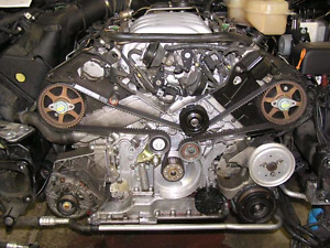 Audi 2.7T turbos and manifolds