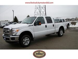 2015 Ford F-250 XLT Crew Cab | 4x4 | Short Box | CERTIFIED
