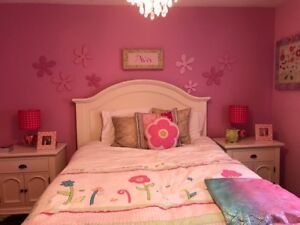 Pink Decor for Girl's Room- reduced