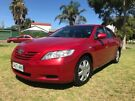 2007 Toyota Camry ACV40R Altise Red 5 Speed Automatic Sedan Somerton Park Holdfast Bay image 2