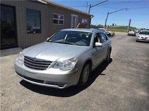 2007 Chrysler Sebring Sdn***AUTO****ONLY 144 KMS****LOADED London Ontario image 4