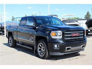 2014 GMC Sierra SLT 1500 All Terrain SK Tax Paid 4x4 Double Cab