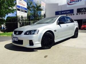 2011 Holden Commodore VE II SV6 Silver 6 Speed Automatic Sedan Beckenham Gosnells Area Preview