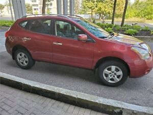 2010 Nissan Rogue S AWD 5500.00