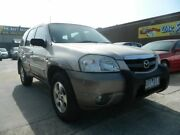 2001 Mazda Tribute Classic Gold 4 Speed Automatic 4x4 Wagon Williamstown North Hobsons Bay Area Preview