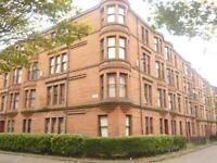 Glasgow/Govan - 1 bedroom traditional flat for long term let...