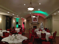 Holiday Party DJ Services