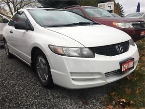 2009 Honda Civic Cpe DX-G **Must SEE**