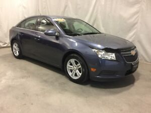2014 Chevrolet Cruze 1LT-10 AIR BAGS!! AWSOME FUEL ECONOMY!