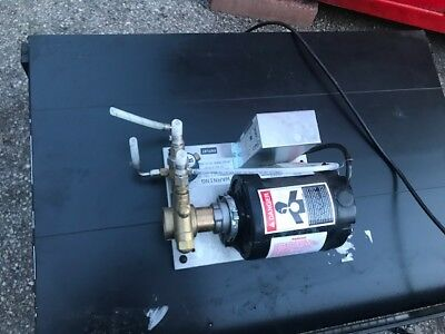 Soda Machine Carbonator Motor Cornelius - Send Best Offer