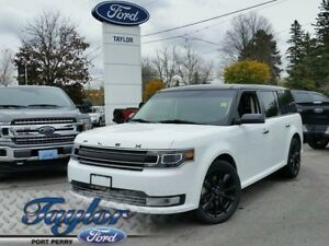 2017 Ford Flex Limited *AWD* *LEATHER* *NAVIGATION*