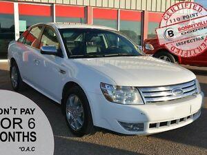 2008 Ford Taurus LIMITED, AWD, LEATHER, BLUETOOTH