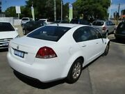 2011 Holden Commodore VE II MY12 Omega White 6 Speed Sports Automatic Sedan Bayswater Bayswater Area Preview