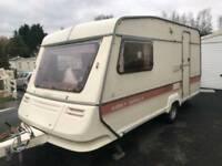 Abby Dorset caravan