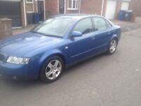Audi A4 1.9 tdi sport drives perfectly and very economical to run long mot