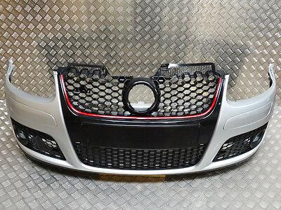 VW Golf MK5 GTI Style New Front Bumper Silver LA7W 1K0807217R