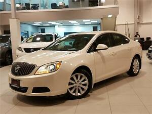 2015 Buick Verano **ONLY 9000KM-FACTORY WARRANTY**