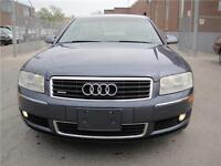 2005 AUDI A8 L ,MINT CONDITION,AWD,FULLY LOADED,MUST SEE