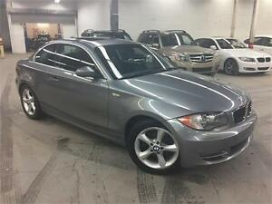 BMW 128I COUPE 2009 AUTO / TOIT / CUIR / 147300KM!