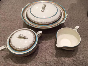 *NEW LOW PRICE* MYOTTS ROYAL CROWN Antique China For Sale! Cambridge Kitchener Area image 3