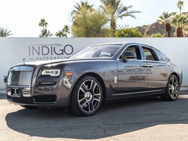Image 4 Coche Americano usado Rolls-Royce Ghost 2016
