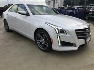 NEW 2017 Cadillac CTS Sedan V-Sport Premium Luxury TWIN TURBO