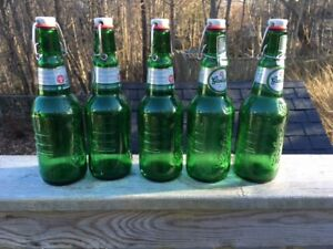 5 Dozen Rubber Stop Bottles for Brewing