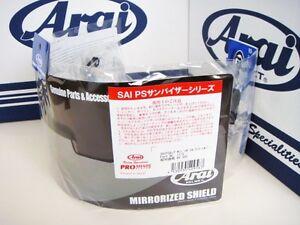 Arai Super Adsis I Pro Shade System Silver RX7RR5 Corsair-V RX7 GP Astro-IQ RX-Q