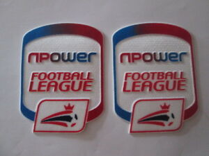 NPower-Football-League-Shirt-Arm-Patches-Player-Size-Sporting-ID-Official