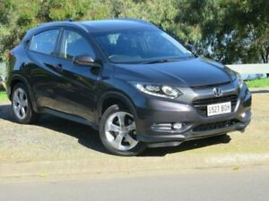 2016 Honda HR-V MY16 VTi-S Grey 1 Speed Constant Variable Hatchback Reynella Morphett Vale Area Preview