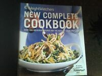 Weight Watchers Cookbook w Points Plus Values