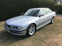 2001 BMW 728i Sport - Facelift model - Rare Sport - 107k FSH - MOT 11.18