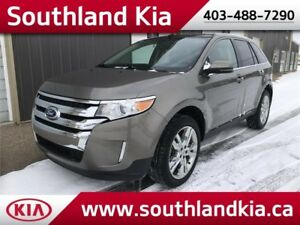 2013 Ford Edge Limited AWD **LEATHER-NAV-SUNROOF!!**