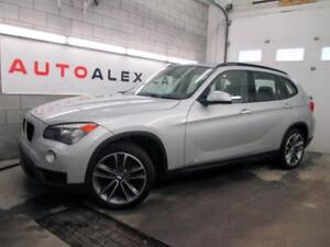 2014 BMW X1 xDrive28i SPORTLINE MAGS 18 TOIT PANORAMIQUE