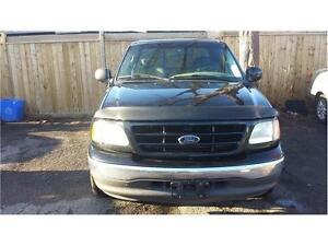 2002 FORD F150 TRUCKAUTO  NO ACCIDENTS  ETESTED & SAFETY