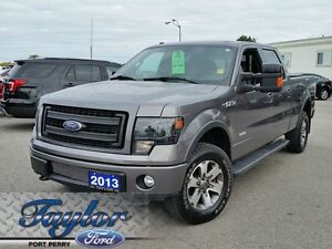 2013 Ford F-150 FX4 *Max tow* *Leather* *Nav*