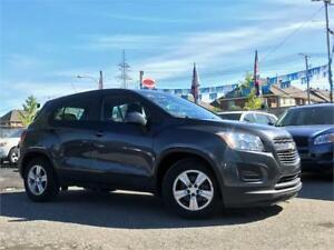 2016 Chevrolet Trax/AUTO/AC/CRUISE/MAGS/AUX/BLUETOOTH/DEMARRREUR