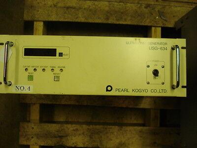 Pearl Kogyo Ultrasonic Generator Usg-634 Comes W 30 Day Warranty Free Ship